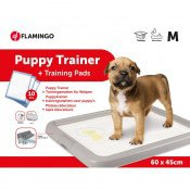 Puppy Trainer M + 10 Pads