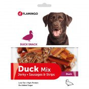 Hondensnack Duck Mix