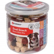 Hondensnack Dual Hambone Mix Colored 160 gr